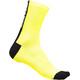 Castelli Distanza 9 Socks Unisex yellow fluo/black